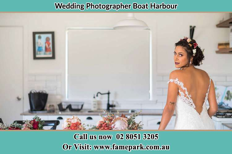 Photo of the Bride Boat Harbour NSW 2316