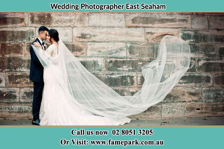 Photo of the Groom and the Bride dancing East Seaham NSW 2324