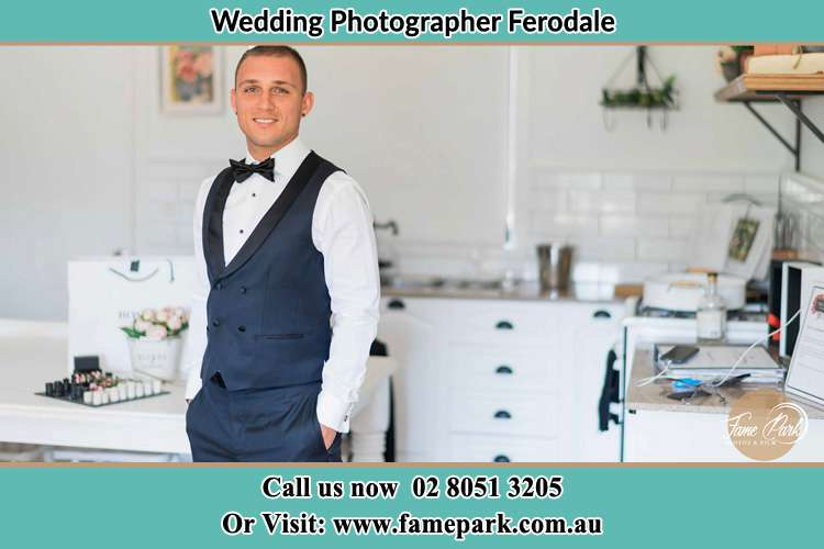 Photo of the Groom Ferodale NSW 2318